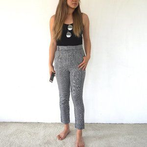 Urban Outfitters patterned plaid pants size 2